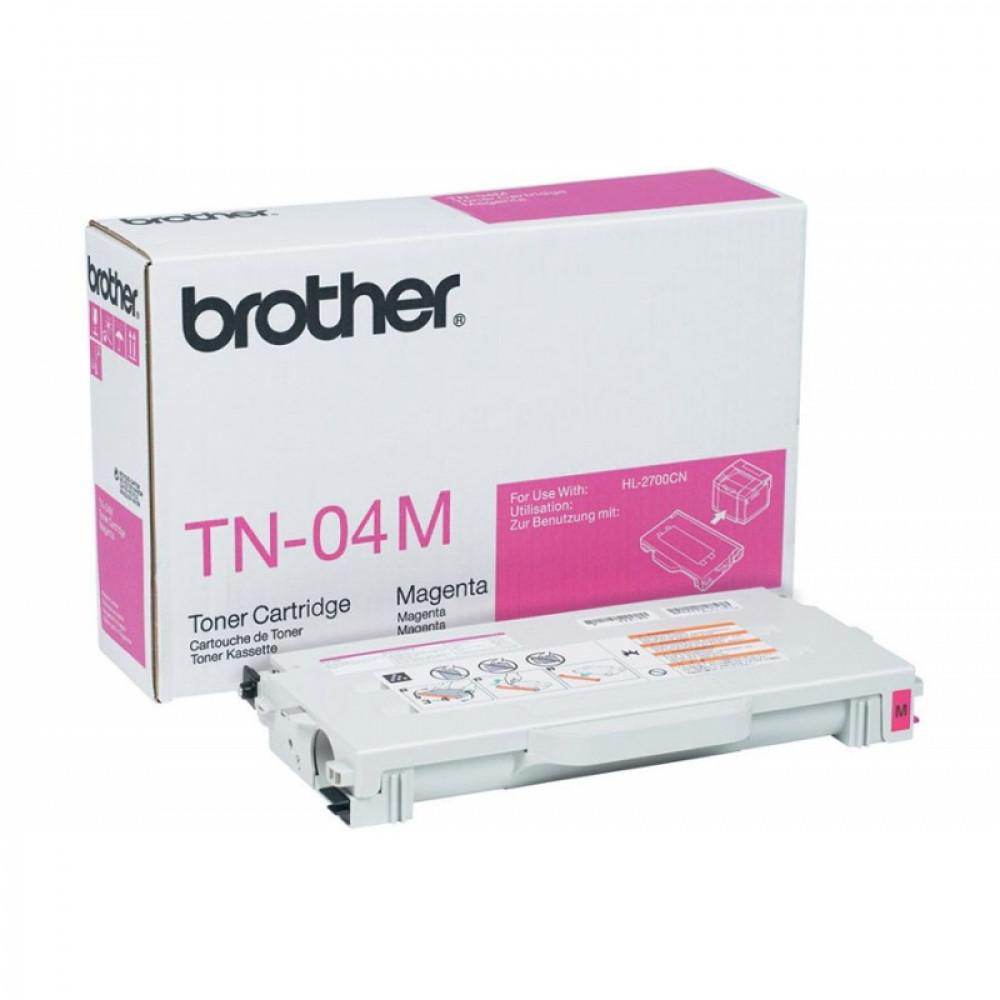 Картридж Brother TN-04M Пурпурный (Magenta)