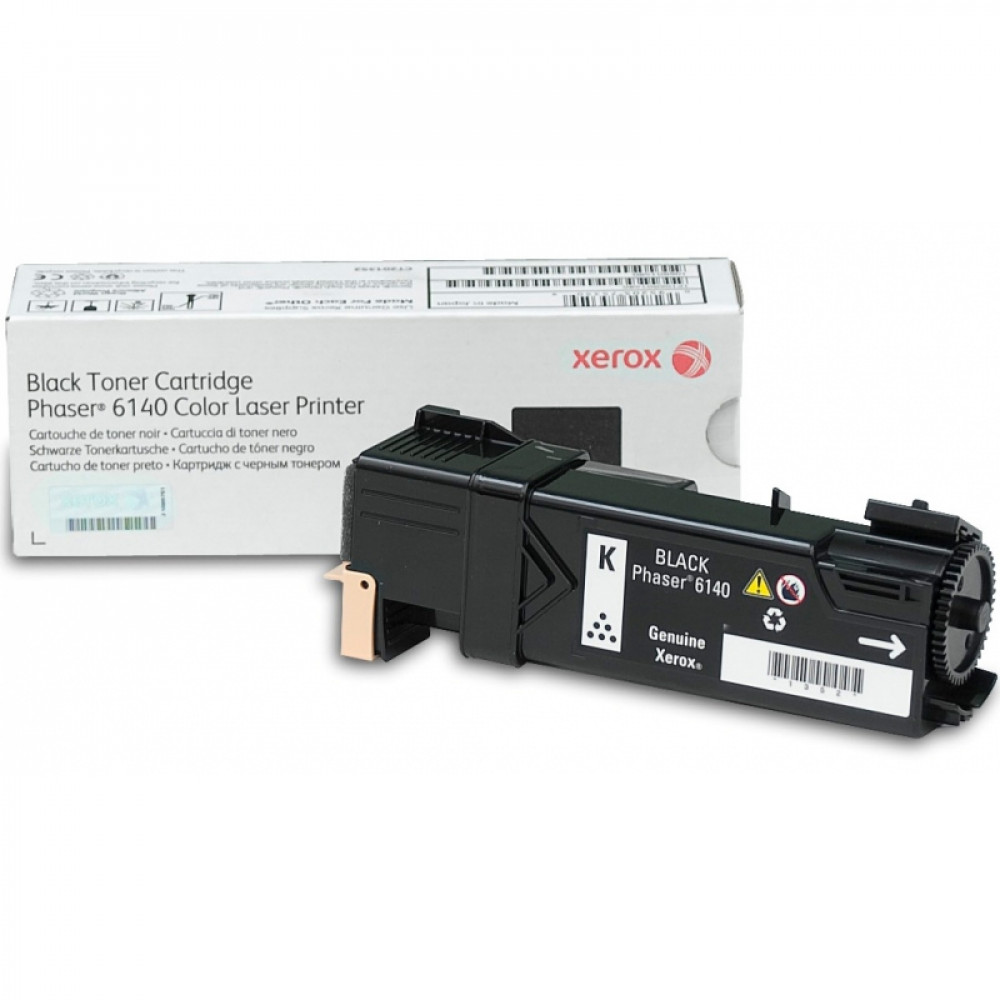 Картридж Xerox 106R01484 Phaser 6140 2.6K black