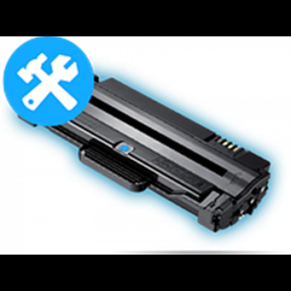 Заправка картриджа Panasonic с заменой чипа Panasonic KX-FAT400A7
