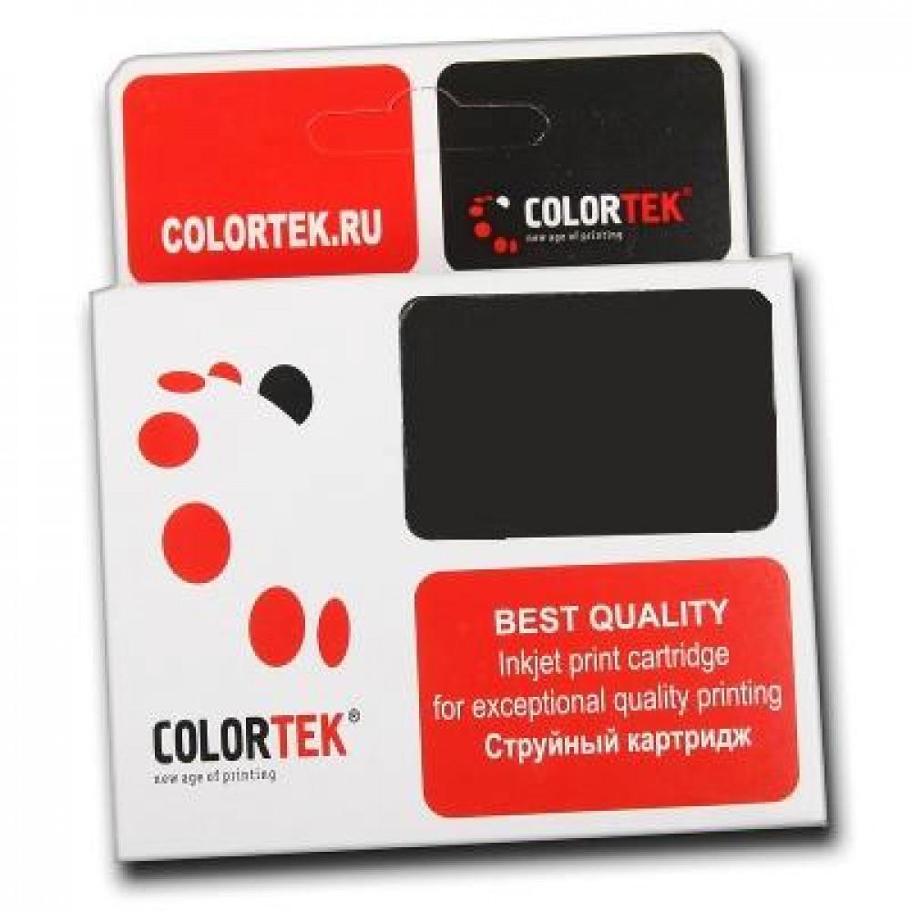 Картридж Colortek для HP C9371A C (№72)