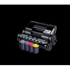 Заправка картриджа с заменой чипа Ricoh SP C220E Magenta