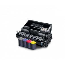 Заправка картриджа с заменой чипа Lexmark 60F5H00/60F5H0E (605H) для MX310/410/510/511