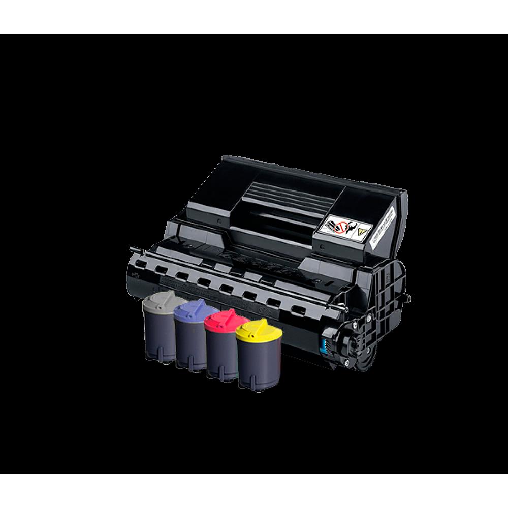 Замена чипа картриджа HP C9721A (cyan)