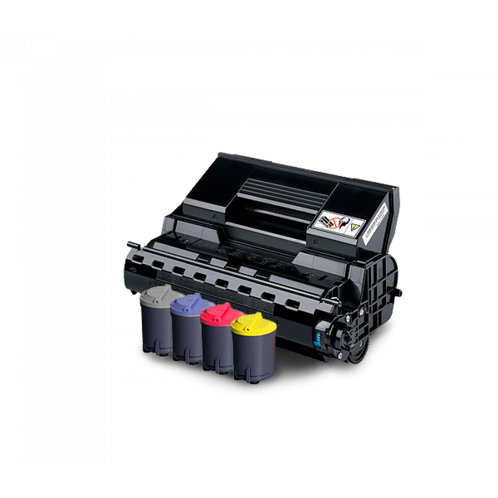 Замена чипа картриджа HP CE390A (90A)