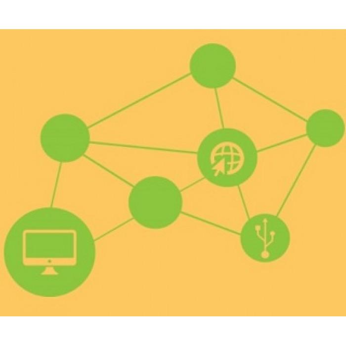 Монтаж и настройка локальной сети