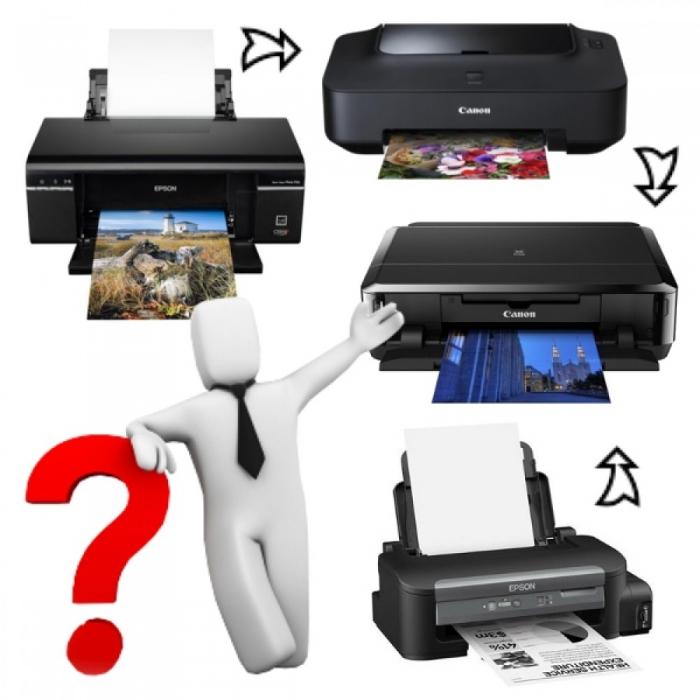 Какой принтер выбрать?